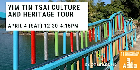 Yim Tin Tsai Culture and Heritage Tour tickets