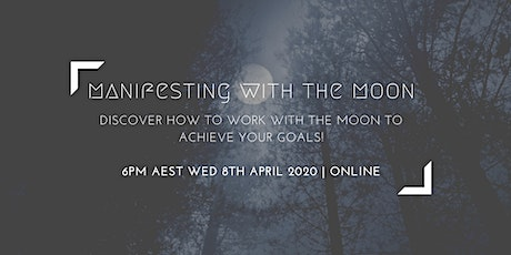 Manifesting With The Moon Workshop tickets