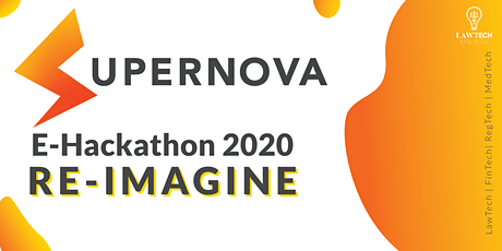 Supernova E-Hackathon 2020 tickets