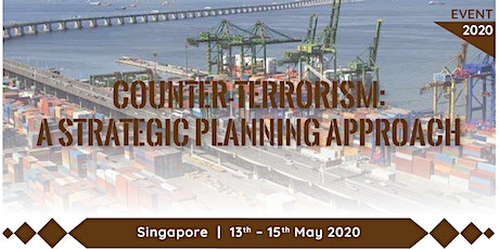 Counter-Terrorism: A Strategic Planning Approach tickets