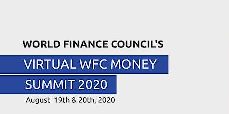 Virtual WFC Money Summit 2020. tickets