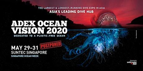 ADEX  Ocean Vision 2020 Registration tickets