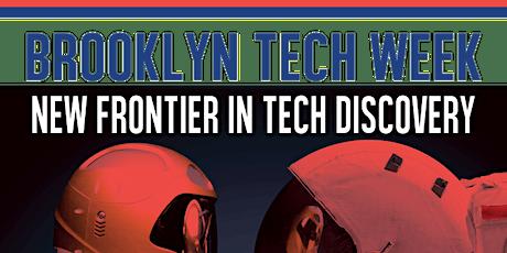 Brooklyn Tech Week: New Frontier In Tech Discovery tickets
