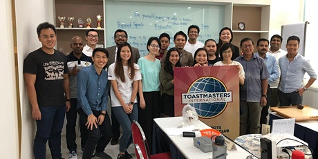 Online Workshop + Offline Meeting  @ Grassroots Toastmasters Club tickets
