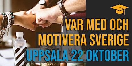 Var med och motivera Sverige! Utbilda dig inom Motivation Management biljetter