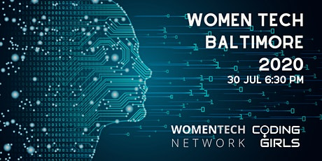 WomenTech Baltimore 2020 (Employer Tickets) tickets