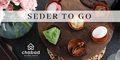 Seder To Go tickets