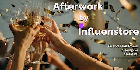 Fictif - Afterwork Influenstore billets