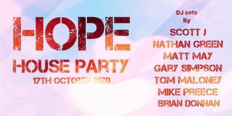 Hope House Party tickets