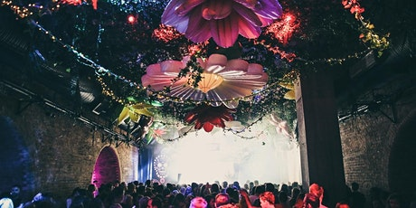 Secret Garden Rave - Halloween tickets