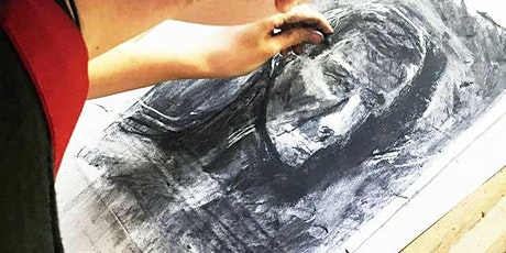 DRINK AND DRAW – TUTORED LIFE DRAWING tickets