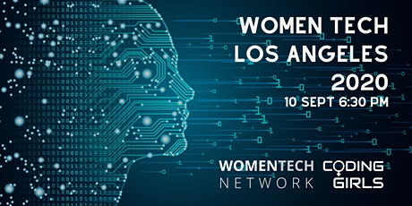 WomenTech Los Angeles 2020 (Employer Tickets) tickets