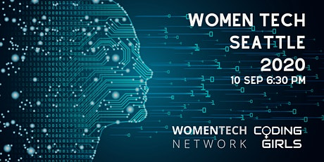 WomenTech Seattle 2020 (Employer Tickets) tickets