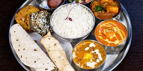 Vegetarian Indian Meal - Tasting Evening - tickets