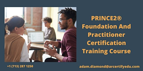 PRINCE2 Certification Training Course in Boston,MA,USA tickets