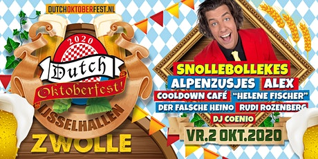 Dutch Oktoberfest Zwolle tickets