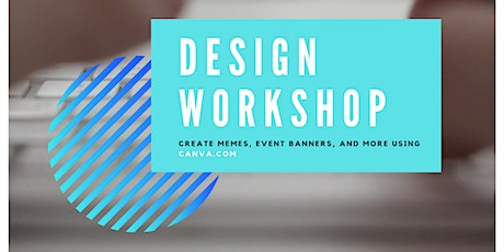 Zoom Design Workshop - Graphic design with Canva  for facilitators & events tickets
