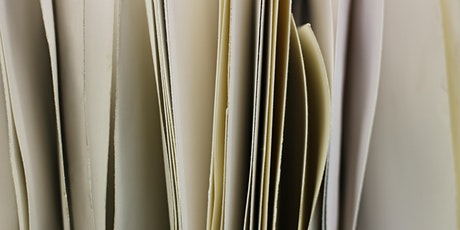 Book Binding Weekend Course tickets