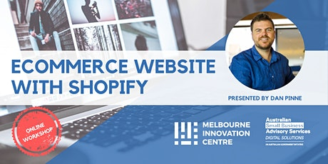 Create an Ecommerce Website with Shopify tickets