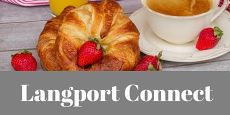 Virtual Langport Connect with guest speaker, Jon Beake tickets