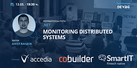 Webinar: .NET: Monitoring distributed systems tickets