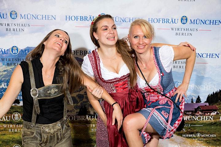 Presseball Berlin WiesnGala - 11. September 2021 Hofbräu Wirtshaus Berlin: Bild