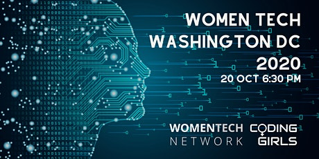 WomenTech Washington DC 2020 (Employer Tickets) tickets