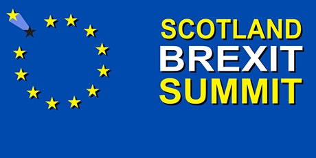 Scotland Brexit Summit tickets