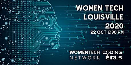WomenTech Louisville 2020 (Employer Tickets) tickets