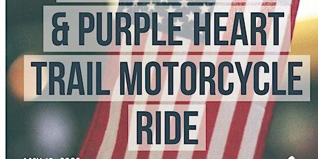 Freedom Fest & Purple Heart Trail Motorcycle Run tickets