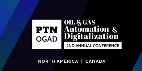 Oil and Gas  Automation and Digitalization 2020 tickets