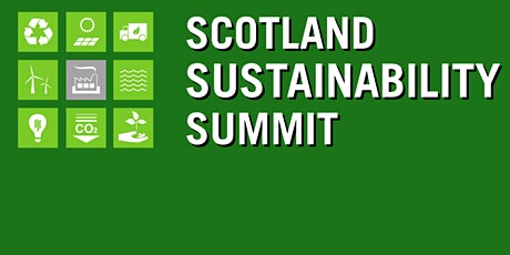 Scotland Sustainability Summit tickets