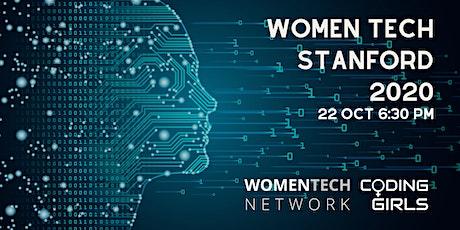 WomenTech Stanford 2020 (Employer Tickets) tickets