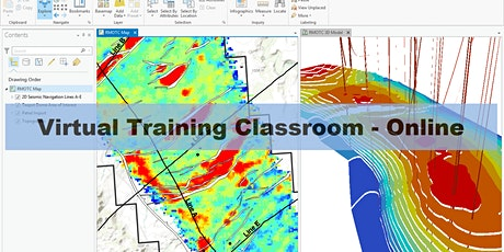ArcGIS Pro Essentials for Petroleum - Online course Houston (UTC -6) tickets