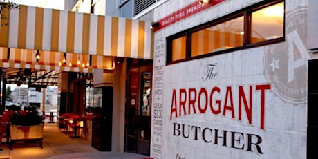 Phoenix Talent Acquisition Networking Lunch at The Arrogant Butcher tickets
