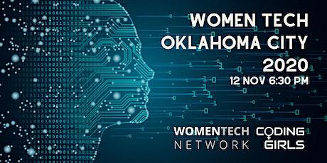 WomenTech Oklahoma City 2020 (Employer Tickets) tickets
