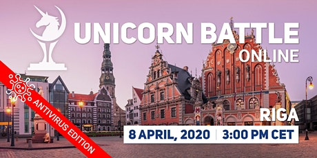 Online Unicorn Battle in Riga tickets