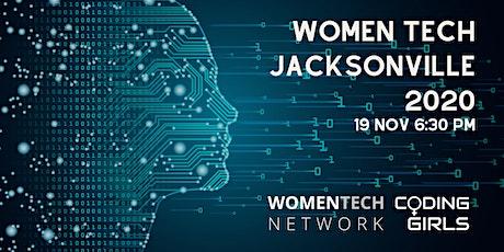 WomenTech Jacksonville 2020 (Employer Tickets) tickets