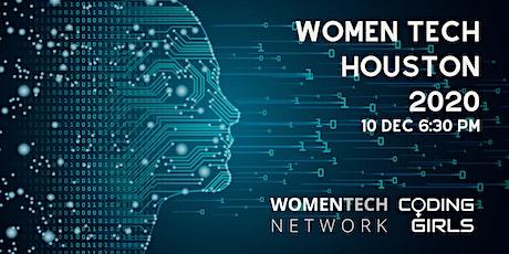 WomenTech Houston 2020 (Employer Tickets) tickets