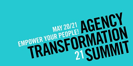 Agency Transformation Summit 2021 tickets