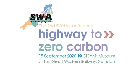SWHA - Highway to Zero Carbon tickets