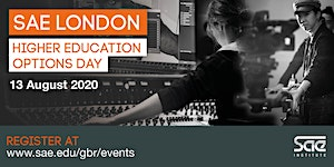 SAE London Higher Education Options Day