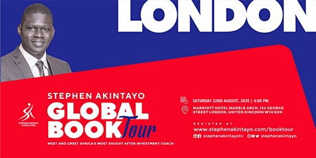 Book Tour - London tickets