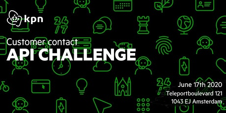 KPN's Customer Contact API Challenge tickets