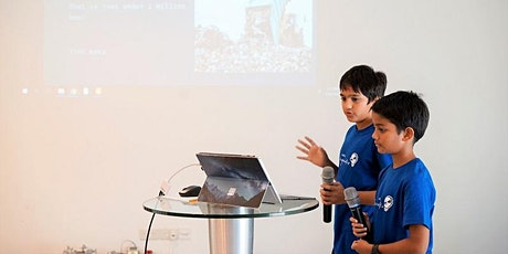 Change The World Innovation Holiday Camp (10-15 years) | Mon-Fri, 10:00AM-5:00PM tickets