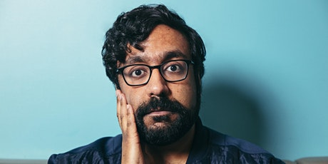 Hari Kondabolu- Rescheduled from March 19th tickets