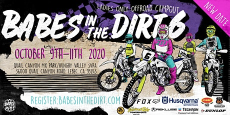 Babes  in the Dirt 6 tickets
