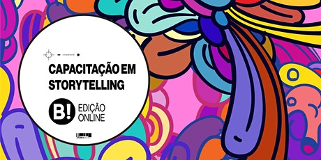 Capacitação Internacional em Storytelling - Edição RJ - EVENTO ONLINE ingressos