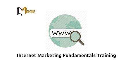 Internet Marketing Fundamentals 1 Day Virtual Live Training in Detroit, MI tickets