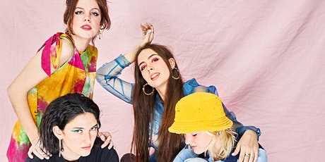 Hinds w/ The Shivas tickets